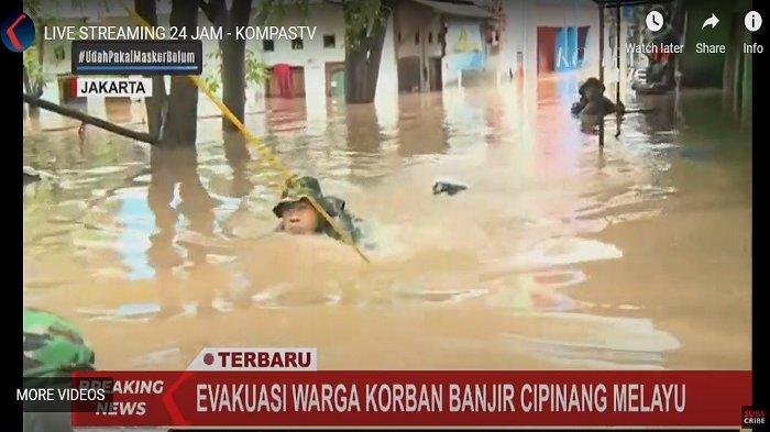 Jakarta Dilanda Banjir, PLN Bergerak Cepat Lakukan Antisipasi Pengamanan