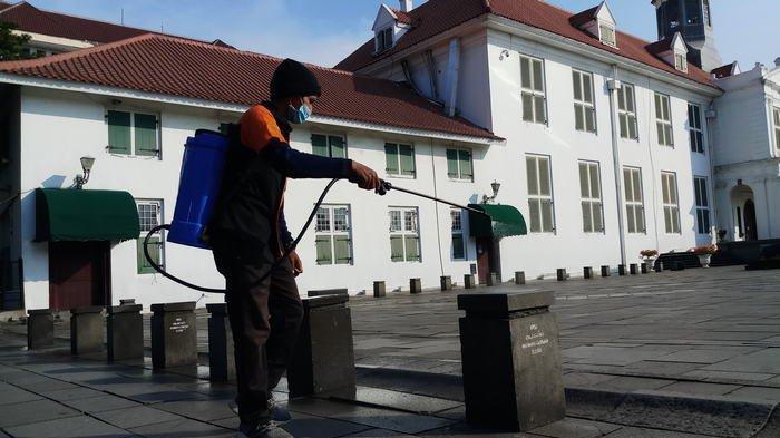 Terapkan Program Low Emission Zone, Kendaraan Pribadi Dilarang Melintas di Kawasan Kota Tua Jakarta
