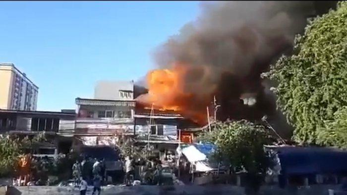 75 Warga Tambora Kehilangan Rumah Akibat Kebakaran Gara-gara Korsleting Kipas Angin