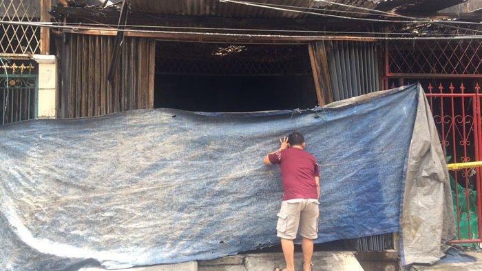 Kakak Berusaha Selamatkan Adik dari Kebakaran, tapi Akhirnya Sama-sama Meninggal Terjebak di Ruko
