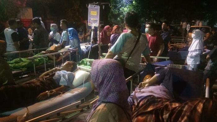 Panel Listrik Terbakar, Pelayanan di RSUD Kota Tangerang Lumpuh