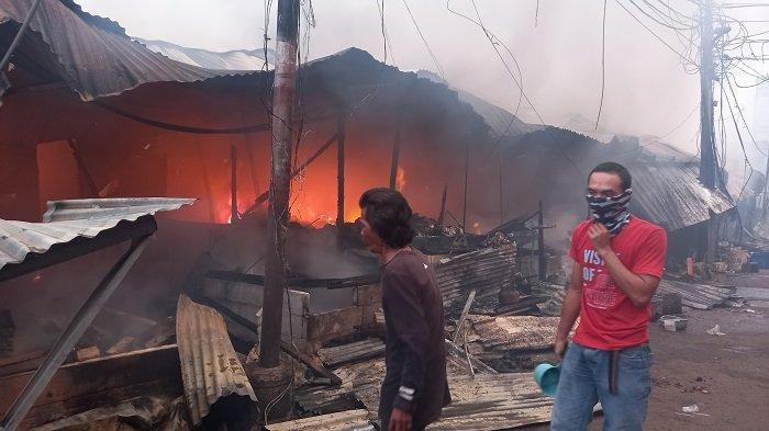 Pasar Kebon Melati Tanah Abang Terbakar, Pasar Jaya Bakal Membangun Kembali Pasar Tradisional Ini