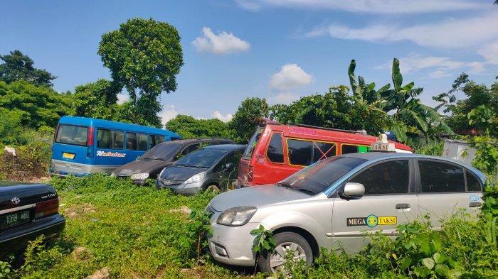 Terdapat Motor CBR dan Mobil Honda Jazz di Lokasi Kuburan Ribuan Kendaraan di Teluk Puncung Bekasi