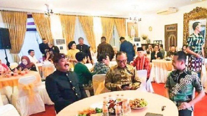Kebersamaan Gusti Ega dan Panglima TNI