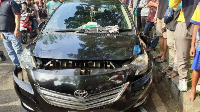 Kecelakaan Beruntun Terjadi di Tangerang, Tiga Orang Luka-luka Termasuk Anak-anak