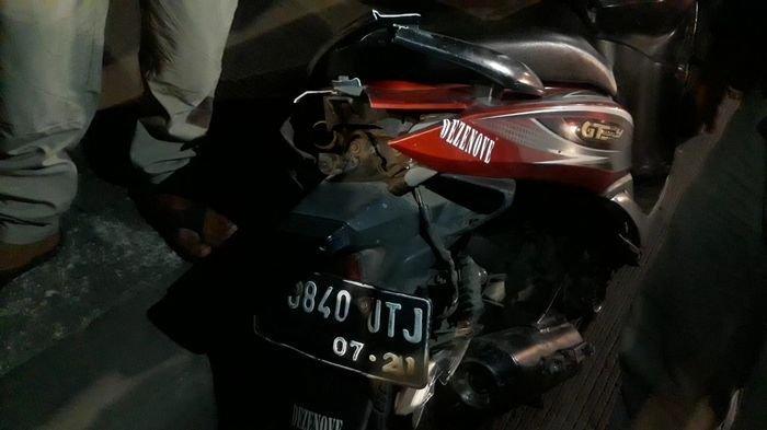 Tabrak Mobil di Pademangan, Muhammad Iqbal Tewas Terlindas Truk Trailer
