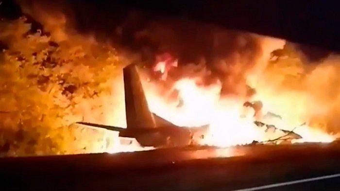 BREAKING NEWS: Pesawat Militer Alami Kecelakaan, 22 Orang Tewas dan 4 Lainnya Belum Ditemukan
