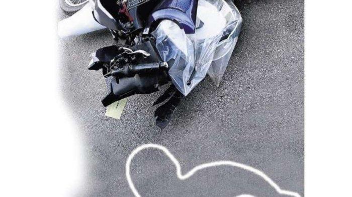 Alami Kecelakaan Maut, Wanita Pengendara Motor Matic Tewas Tertabrak Moge, Begini Penjelasan Polisi