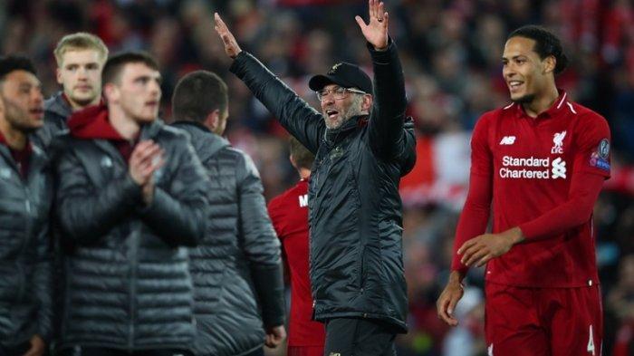 Virgil van Dijk: Ajax Amsterdam Atau Tottenham Hotspur, Liverpool Siap Menghadapinya di Final