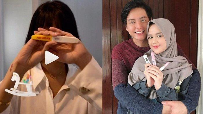Vanessa Angel dan Cut Meyriska Umumkan Kehamilannya, Lihat Perbedaan Reaksi Sang Suami