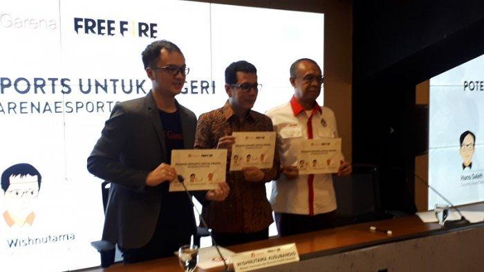 Indonesia Tuan Rumah Free Fire Champions Cup 2020, Menparekraf Ingin Lebih Keren dari Thailand