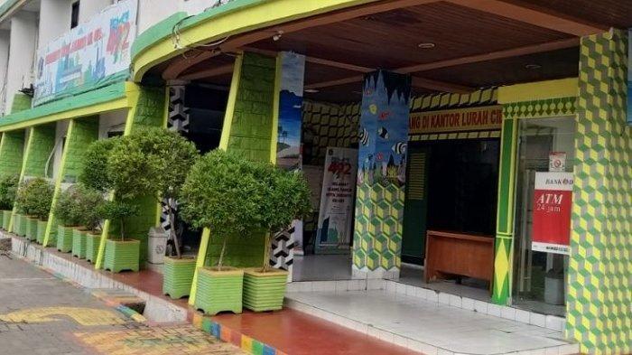 HUT Ke-492, Sejumlah Kantor Kelurahan di Jakarta Utara Dihias Bikin Pangling