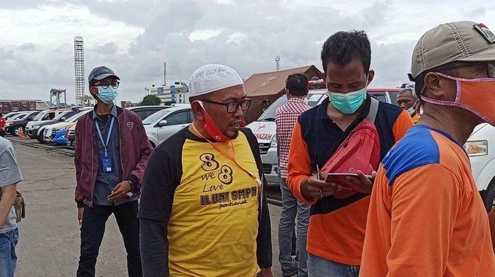 Cari Kejelasan, Keluarga Korban Sriwijaya Air SJ-182 Datangi Dermaga JICT II