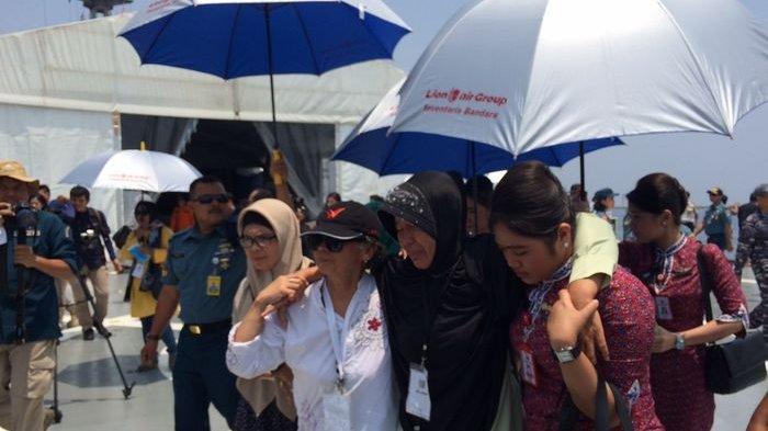 Tim DVI Pastikan 195 Kantong Jenazah Teridentifikasi dari 666 Potongan Tubuh Korban Lion Air