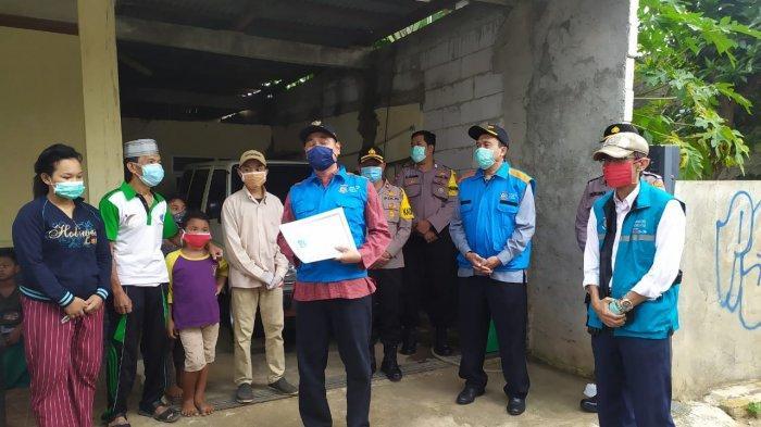 Satu Keluarga PDP Corona di Tangsel Dipulangkan Usai Jalani Isolasi, Warga Diminta Tak Kucilkan
