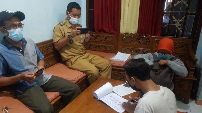 Waktu Penyaluran Bentrok dengan Jadwal Vaksinasi, 216 Orang Warga Semper Timur Belum Terima BST