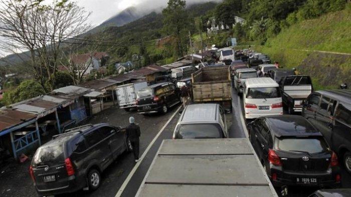 Bupati Bogor Menjamin Bahwa 40 Persen Kemacetan akan Berkurang Setelah Puncak 2 Selesai Dibangun