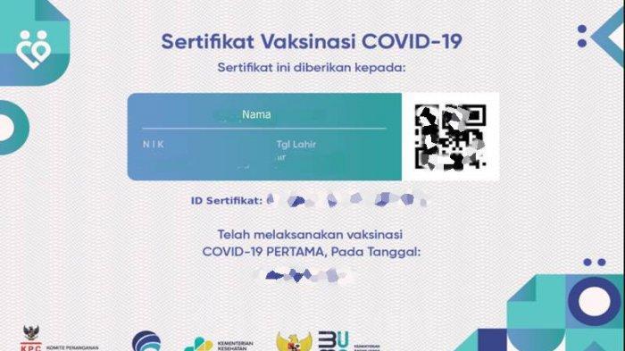 Yakin Sertifikat Vaksin Covid-19 Tak Bisa Dipalsukan, Wagub DKI: Kan Ada QR Code