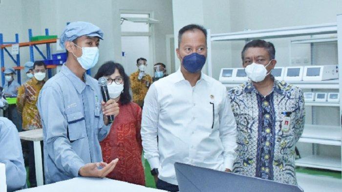 Menperin: SMK-SMTI di Yogyakarta Bisa Rakit 5.000 Unit GeNose