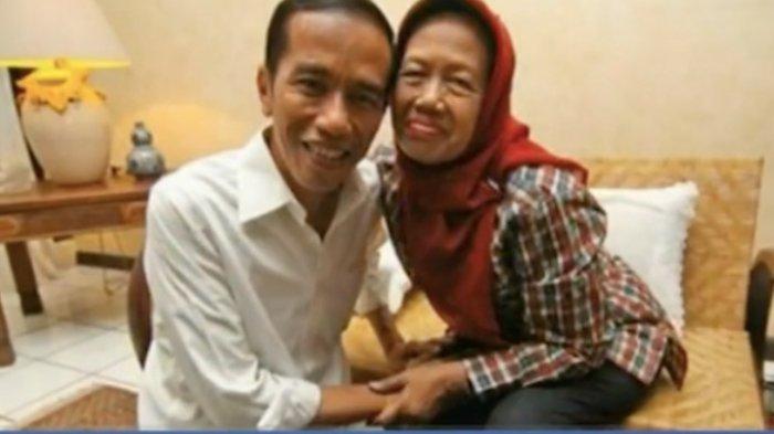 Kenangan Jokowi pada Sudjiatmi: Ibu Selalu Memberi Semangat dengan Senyuman yang Ikhlas