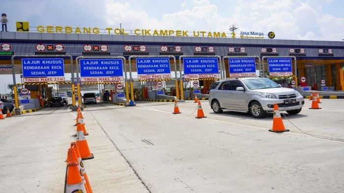 Libur Panjang HUT ke-75 RI, Jasa Marga Catat 361.000 Kendaraan Meninggalkan Jakarta