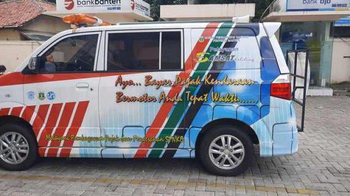 SAMSAT Ciputat Pastikan Stop Pelayanan Samsat Keliling dan Gerai Samsat