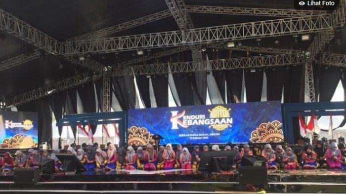 Sabtu Hari Ini Jokowi Direncanakan Makan Bersama Ribuan Warga Aceh, Juga Terima Rekomendasi Akademik