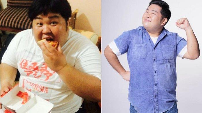 Jalani Diet Ketat, Kenta Yamaguchi Turunkan Berat Badan 27 Kg, Ini Berat Badannya Sekarang