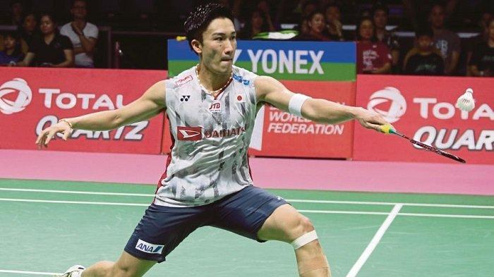 Kento Momota Akui Sangat Lelah saat Ditekuk Son Wan Ho di Hong Kong Open