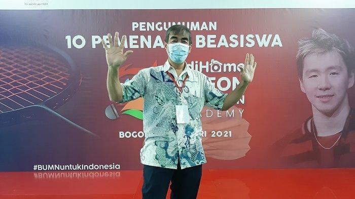 Kabid Humas dan Media PP PBSI Broto Happy Dedikasikan Dirinya untuk Kemajuan Bulu Tangkis Indonesia