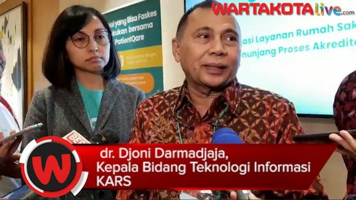 VIDEO: Pemanfaatan Teknologi Untuk Tingkatkan Akreditasi Rumah Sakit