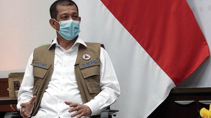 Kepala BNPB Doni Monardo Anjurkan Masyarakat Tetap di Rumah Saja Saat Libur Panjang Pekan Depan