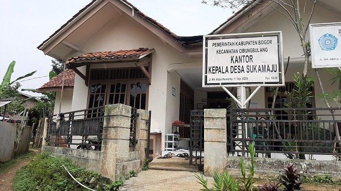 Miris! Desa Sukamaju Bogor hingga kini tak Memiliki Kantor Desa, Kades Ini Rela Gunakan Rumahnya