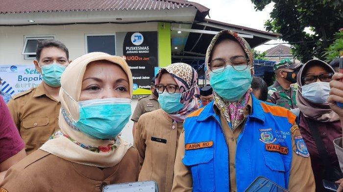 VIDEO Puskesmas Jurangmangu Hanya Buka Pelayanan Suntik Vaksin Covid-19 di Hari Rabu dan Jumat