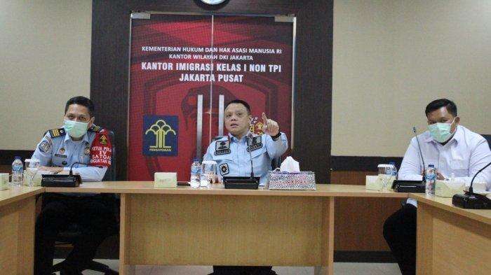 Optimalkan Pelayanan, Kantor Imigrasi Jakarta Pusat Luncurkan Si SISCA-Robot Virtual Berbasis AI