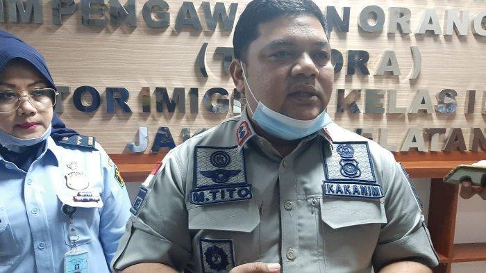 Terbukti Langgar Keimigrasian, Kantor Imigrasi Jakarta Selatan Deportasi Puluhan WNA Sepanjang 2020