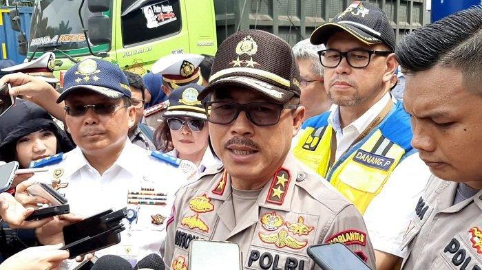 Kepala Korlantas Polri Ancam Pengubah Karoseri jadi Truk ODOL dengan Hukuman Penjara