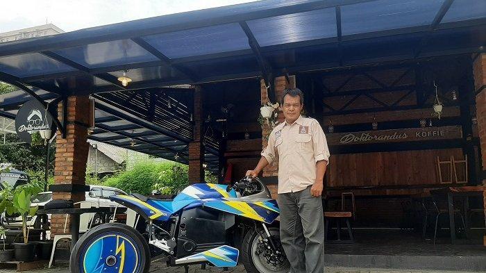 Motor Budi Luhur Sport Electric Vehicle 01 Memiliki Beberapa Kelebihan dibanding Motor Konvensional