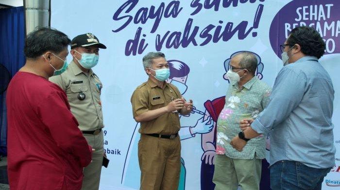 Pemkot Jakarta Selatan Gandeng Medco Foundation untuk Vaksinasi Covid-19 Lansia, Ini Kata Kasudinkes