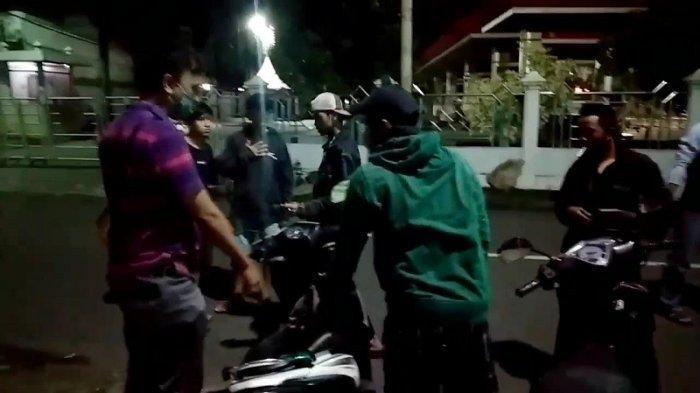Aksi Balap Liar di Duren Sawit Akhirnya Bubar Setelah Polisi Lepas Lima Tembakan Peringatan