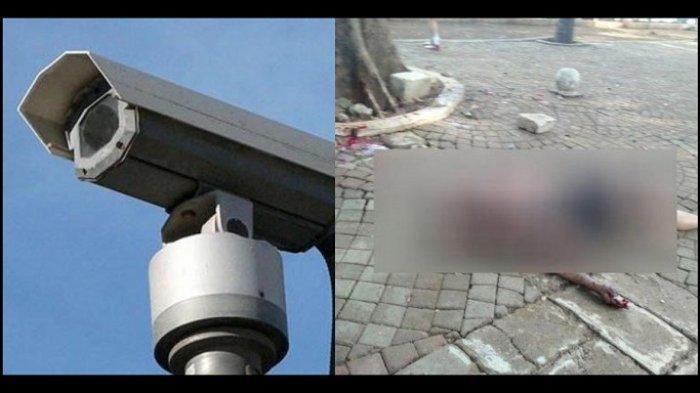 Kasus Granat Asap Meledak di Monas, Polisi Periksa Rekaman CCTV