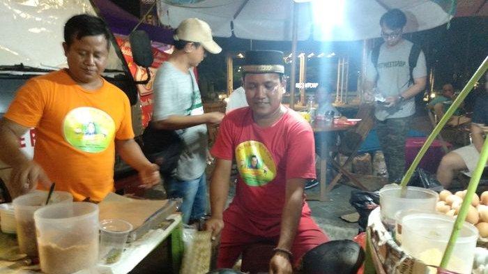 Kerak Telor Betawi  Ramaikan Pameran Otomotif GIIAS 2018