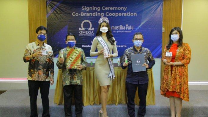 Mustika Ratu Jalin Kerjasama Co Branding dengan Omega Hotel Management