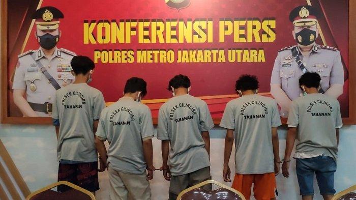 Rombongan Pengantar Jenazah yang Keroyok Sopir Truk di Cilincing Akhirnya Ditangkap Polisi