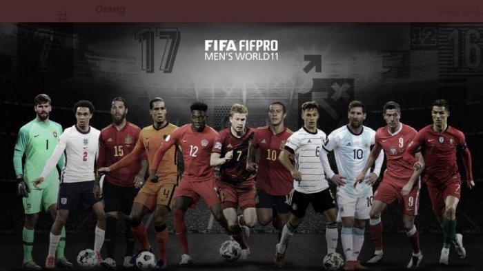 Daftar Peraih The Best FIFA 2020, Juergen Klopp Pelatih Terbaik, Lewandowksi Geser Messi-Ronaldo