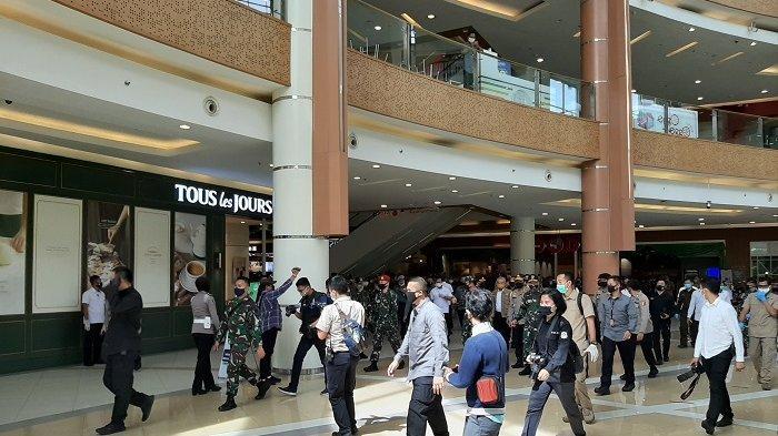 VIDEO: Presiden Jokowi Datangi Mall Sumarecon Bekasi, Siap-siap New Normal