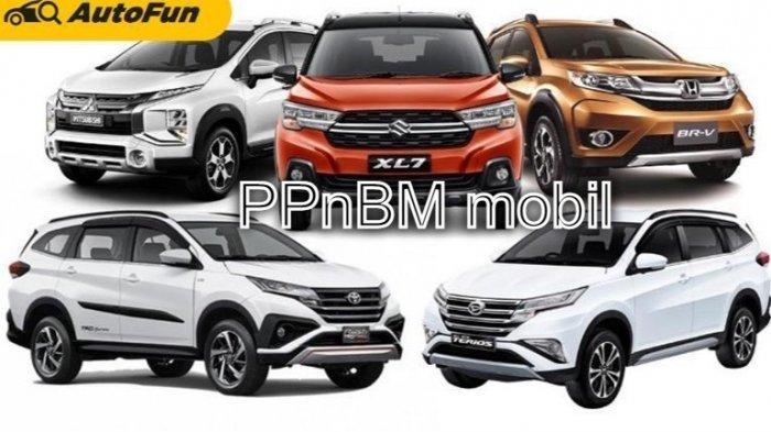 Uang APM untuk Bayar PPnBM Mobil Sebelum Maret 2021 Tidak Kembali
