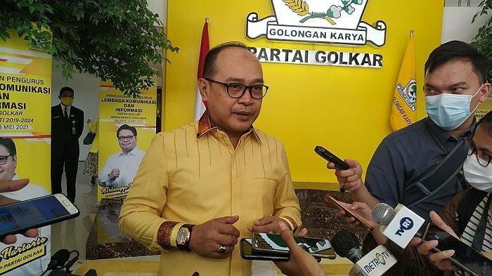 Apa Sikap Partai Soal Kasus Azis Syamsuddin? Ketua Bakumham: Pak Airlangga Serukan Golkar Bersih