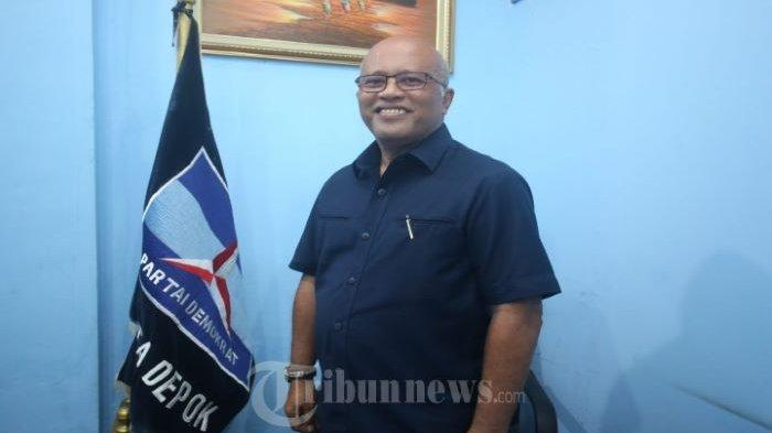Depok Garda Terdepan Pertahankan AHY, Edi Sitorus Tak Akui KLB Partai Demokrat di Sibolangit Sumut