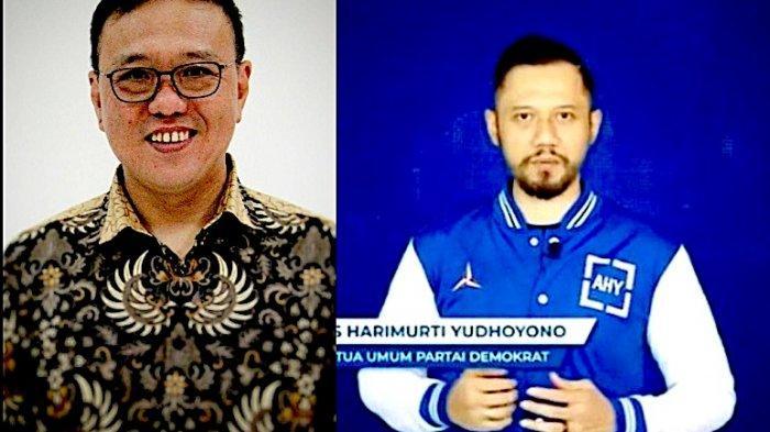 Ketua DPP Partai Demokrat Kota Bekasi Dorong Agus Yudhoyono Maju Jadi Capres